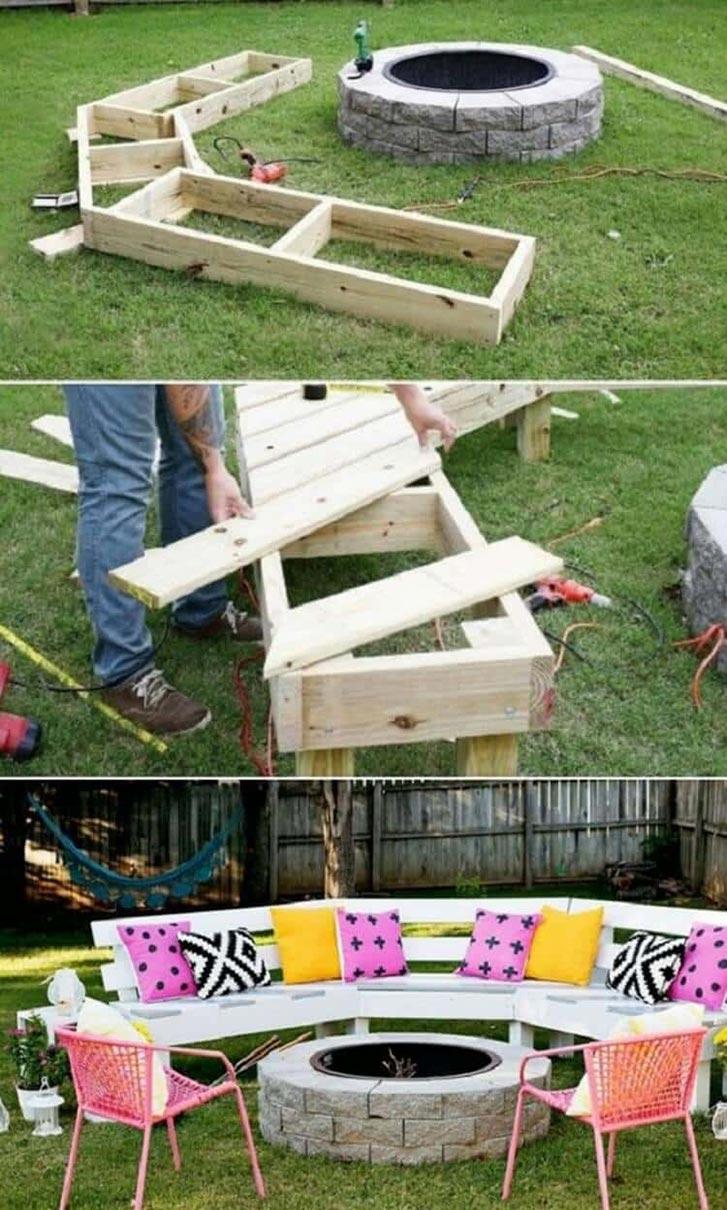 Как сделать мебель из поддонов (паллет ) своими руками: пошаговые 82