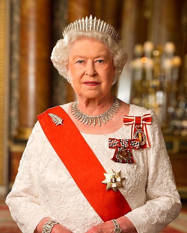 an examination of queen elizabeth